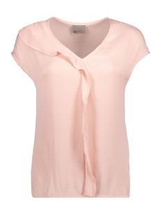 Vero Moda Top VMDABBY  CAP SL MIDI TOP 10177547 Peach Whip