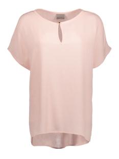 Vero Moda T-shirt VMASTA SS BLOUSE NOOS 10158786 Peach Whip