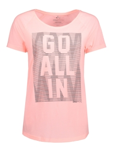 Only Play Sport shirt onpDUNNA REGULAR SS TEE BOX 15125200 Lollipop Pink