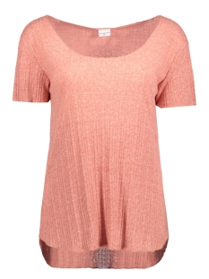 Jacqueline de Yong T-shirt JDYTRADE S/S TOP JRS 15132000 Canyon Rose