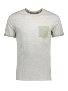 Jack & Jones T-shirt JORDOWN TEE SS CREW NECK 12121938 Lilly Pad