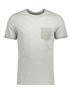 Jack & Jones T-shirt JORDOWN TEE SS CREW NECK 12121938 Lilly Pad