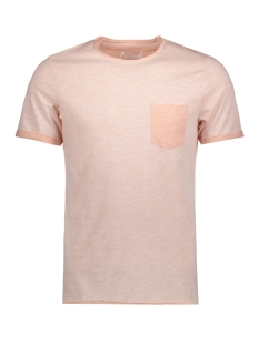 Jack & Jones T-shirt JORDOWN TEE SS CREW NECK 12121938 Peach Beige