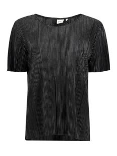 Object T-shirt OBJJACOBINA 2/4 TOP 91 23024459 Black