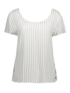 Object T-shirt OBJMARLY S/S TOP 90 23024256 Gardenia