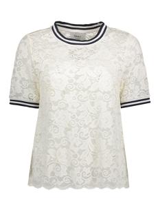 Only T-shirt onlGWEN S/S TOP JRS 15134943 Cloud Dancer