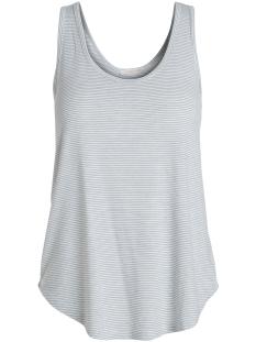 pcbillo tank top noos 17073998 pieces top bright white/ light grey