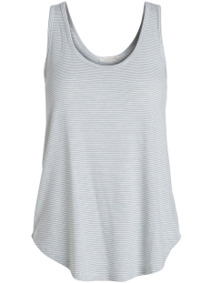 Pieces Top PCBILLO TANK TOP NOOS 17073998 Bright White/ Light Grey