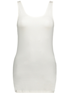 Vero Moda Top VMMAXI MY SOFT UU LONG TANK TOP NOO 10147661 Snow White