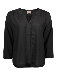 Vero Moda Blouse VMHARRIET MANO 3/4 TOP 10180622 Black