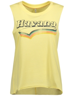 onlJANE S/L HAVANA/MOJITO TOP BOX E 15135717 Pale Banana/ Havana