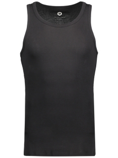 Jack & Jones T-shirt JCOBOOSTER TANK TOP SL NOOS 12089379 Black/ Tight Fit