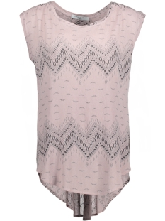 Circle of Trust Top S17.62.4665 DINAH TOP Rose Smoke