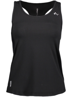 Only Sport top onpLUCIA TRAINING TANK TOP 15130898 Black