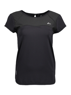 Only Play Sport shirt onpALBA REGULAR SS TRAINING TEE 15125630 Black