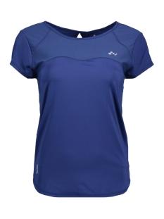 Only Play Sport shirt onpALBA REGULAR SS TRAINING TEE 15125630 Blue Depths