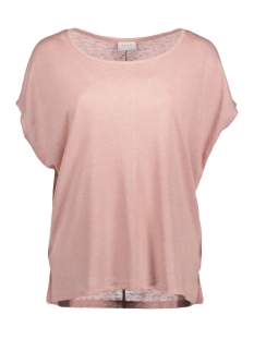 Vila T-shirt VISUMI S/S TOP-NOOS 14039490 Pale Mauve