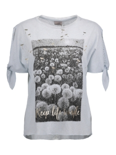Vero Moda T-shirt VMMACY SS TOP BOX JRS 0176319 Plein Air