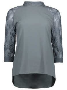 objcam 3/4 highneck top .i 23024288 object blouse stormy weather