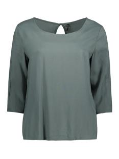 onlfirst 3/4 fold up top noos wvn 15133031 only t-shirt balsam green