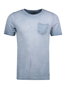Jack & Jones T-shirt JJVPHILIP SS TEE 12128297 Smoke Blue