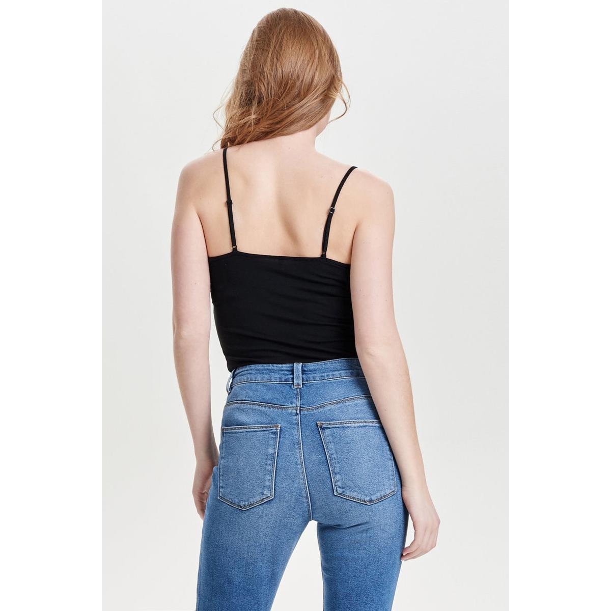 onllive love new strap singlet noos 15131595 only top black