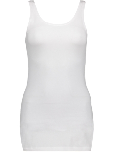Only Top onlLIVE LOVE NEW LONG TANK TOP NOOS 15132021 White