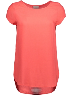 BOCA SS BLOUSE COLOR 10104053 Hibiscus