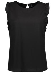 VMVEGAS FRILL S/L TOP NFS 10189716 Black