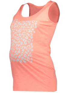 SuperMom Positie shirt S0470 SIMPLICITY C285 FLUOR PINK
