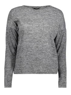 Only Trui onlELCOS RORI L/S TOP JRS 15142350 Dark Grey Melange