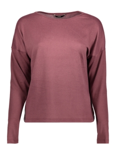 onlELCOS RORI L/S TOP JRS 15142350 Rose Taupe