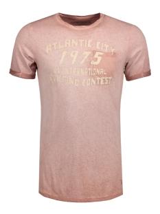 Jack & Jones T-shirt JJVFU BRYANT SS TEE 12126016 Aragon/Slim Fit
