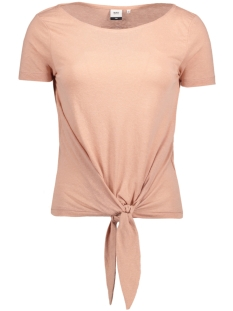 Object T-shirt OBJOLIVIA S/S PULLOVER I. 91 DIV 23024970 Misty Rose