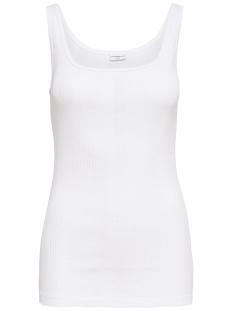 jdygummybear tank top jrs 15132221 jacqueline de yong top white