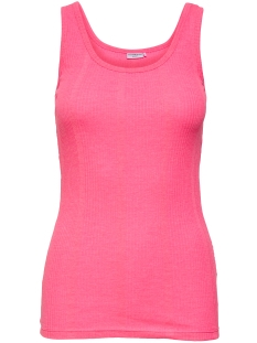 Jacqueline de Yong Top JDYGUMMYBEAR TANK TOP JRS 15132221 Shocking Pink