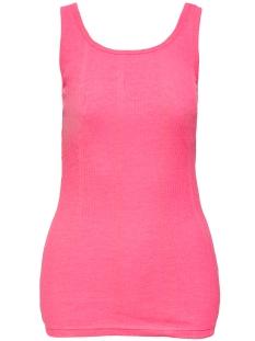 jdygummybear tank top jrs 15132221 jacqueline de yong top shocking pink