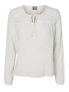 Vero Moda Blouse VMINA L/S TOP A 10171493 Snow White