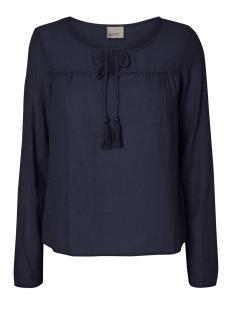 Vero Moda Blouse VMINA L/S TOP A 10171493 Navy Blazer