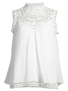 Vila Top VIKANA S/L TOP /1 14043456 Snow White
