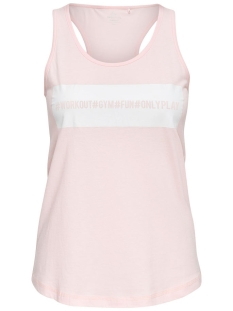 Only Play Sport top onpDAYA LOOSE TANK TOP 15130952 Pink Dogwood