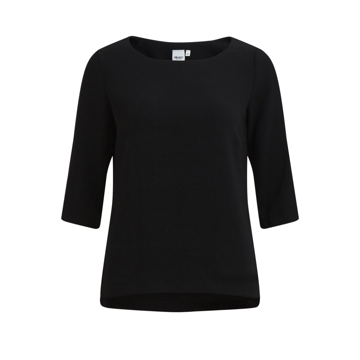 objcorlee 3/4 top noos 23024282 object t-shirt black