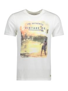 Jack & Jones T-shirt JJVSURF SS TEE 12128371 Cloud Dancer