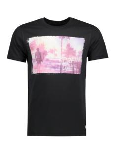 Jack & Jones T-shirt JJVSURF SS TEE 12128371 Caviar