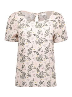 Vila T-shirt VIJULIETT S/S TOP 14043773 Silver Peony