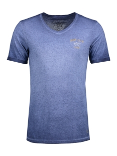 Jack & Jones T-shirt JJVCUBANSURF SS TEE 12132099 Mood Indigo