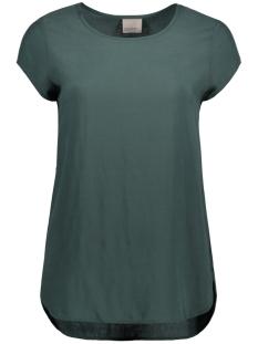 Vero Moda T-shirt BOCA SS BLOUSE NOOS 10104030 Green Gables