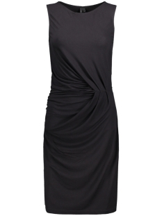 Vero Moda Jurk VMREY S/L SHORT DRESS NFS 10190387 Black