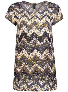Vero Moda T-shirt VMLEVRON BOCA S/S TOP FF17 10188956 Snow White/Levron Har