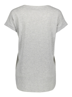 vidreamers pure t-shirt-noos 14025668 vila t-shirt light grey mela/melange